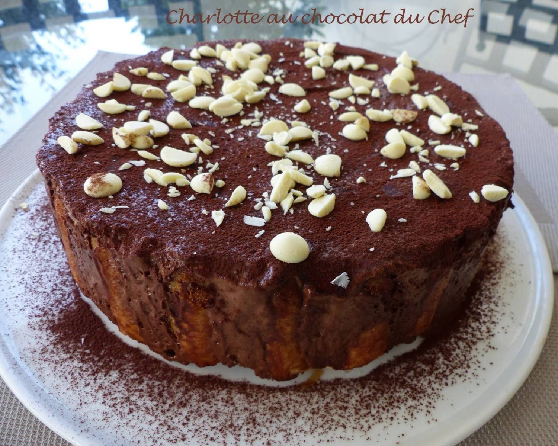 Charlotte au chocolat du Chef P1190597 R