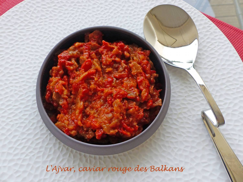L'Ajvar, caviar rouge des Balkans P1190386 R