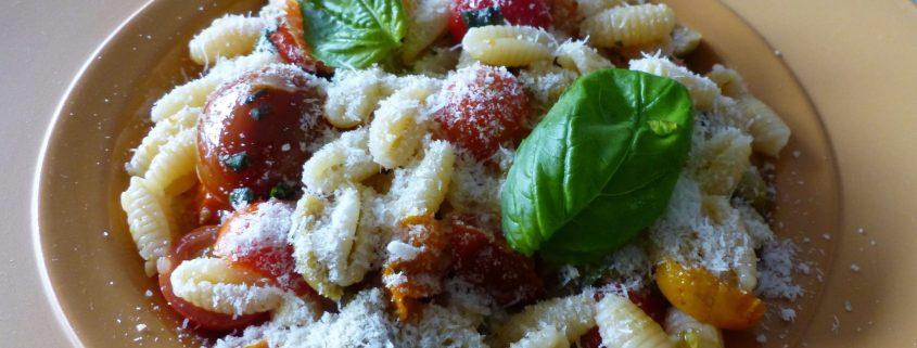 Gnochetti sardi aux tomates multicolores P1140049 R