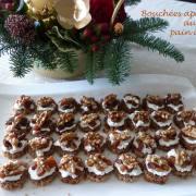 Bouchées apéritives au pain d'épices P1210905 R