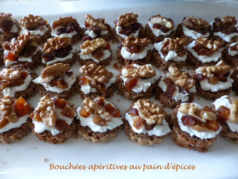 Bouchées apéritives au pain d'épices P1210907 R