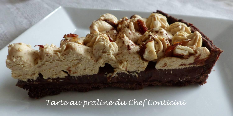 Tarte au praliné du Chef ConticiniP1150858 R