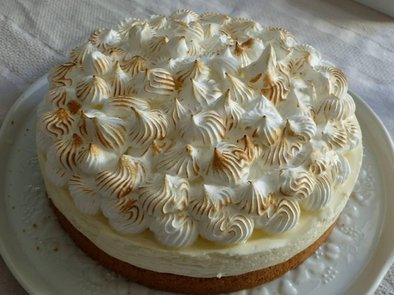 Cheesecake meringué au citron P1150852