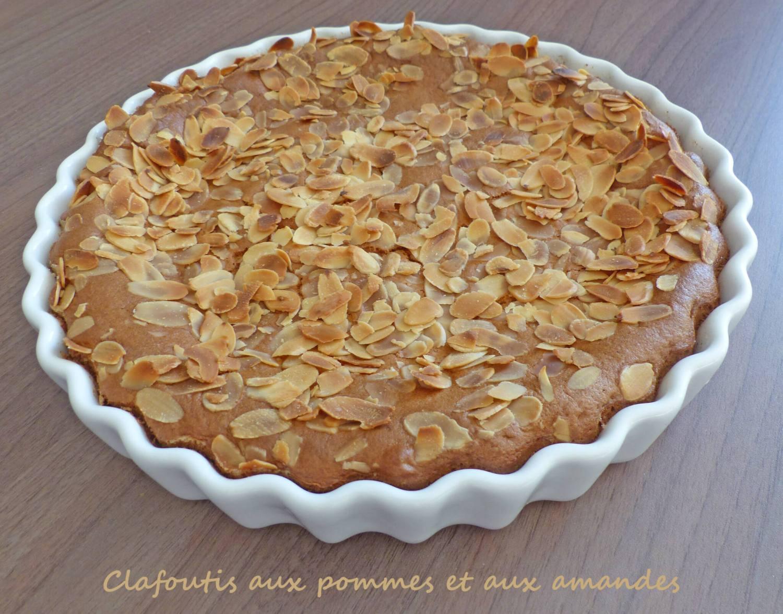 Clafoutis aux pommes et aux amandes P1230594 R