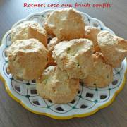 Rochers coco aux fruits confits P1240290 R