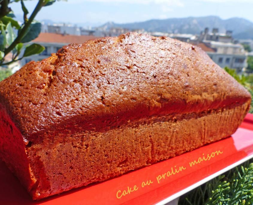 Cake au pralin maison P1240366 R