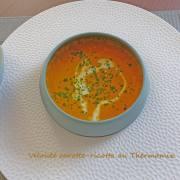 Velouté carotte-ricotta au Thermomix P1240715 R