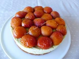 Charlotte abricot parfum verveine P1040275