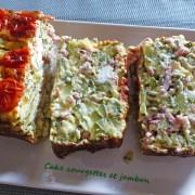 Cake courgettes et jambon P1260019 R (Copy)