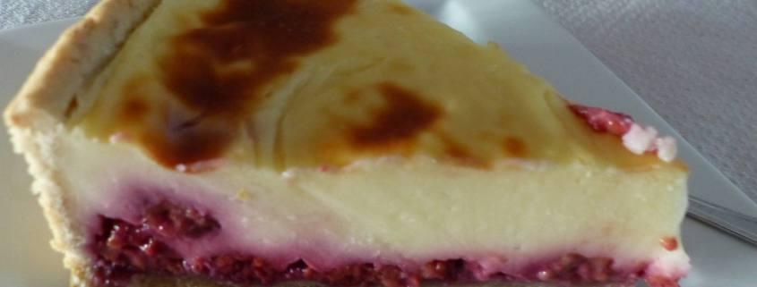 Flan pâtissier framboises-citron P1190466 R