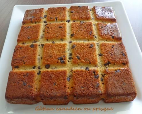 Gâteau canadien ou presque P1260607 R