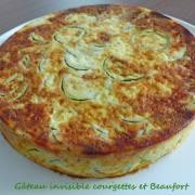 Gâteau invisible courgettes et Beaufort P1260721 R