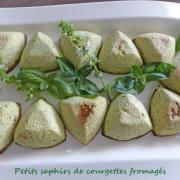Petits saphirs de courgettes fromagés P1260169 R