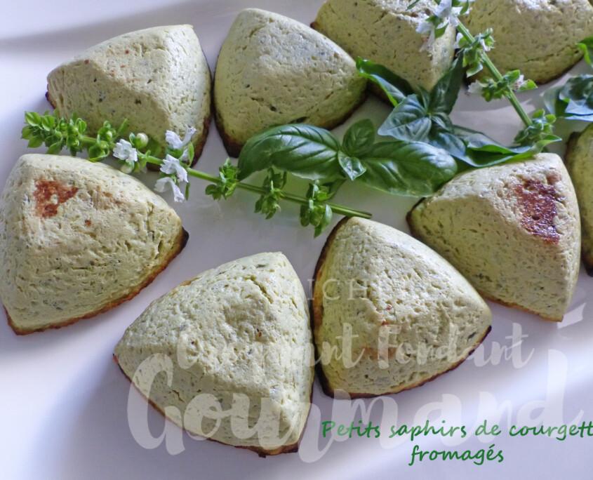 Petits saphirs de courgettes fromagés P1260172 R