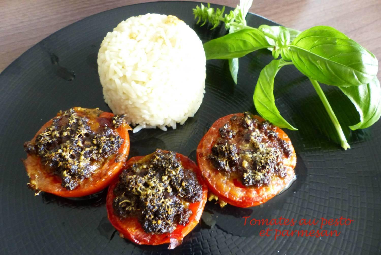 Tomates au pesto et parmesan P1200223 R