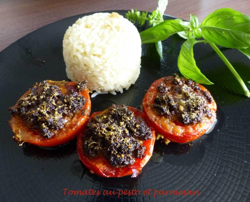 Tomates au pesto et parmesan P1200224 R