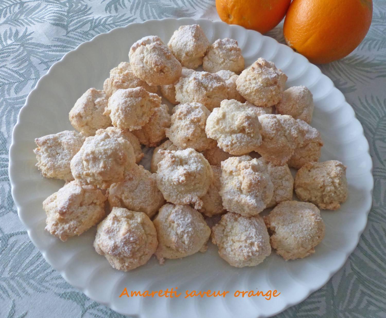 Amaretti saveur orange P1270894 R