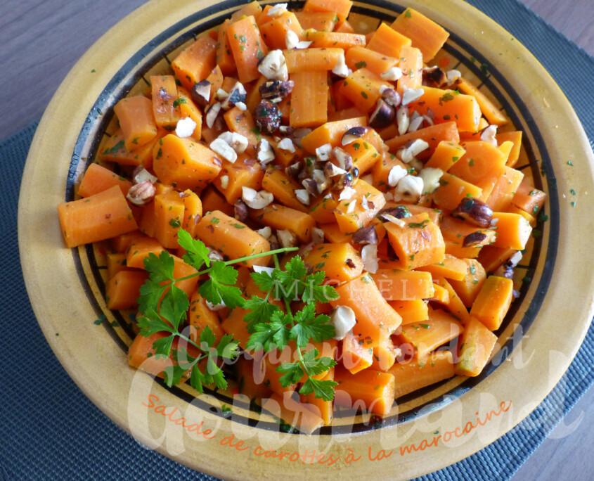 Salade de carottes à la marocaine P1280129 R