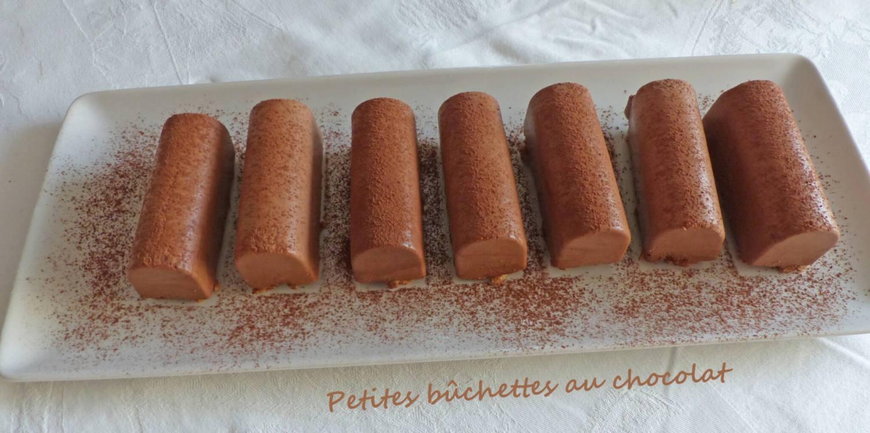 Petites bûchettes au chocolat P1280592 R