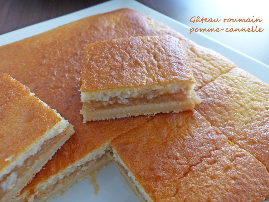Gâteau roumain pomme-cannelle P1280849 R (Copy)
