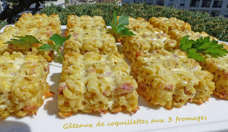 Gâteaux de coquillettes aux 3 fromages P1240049 R