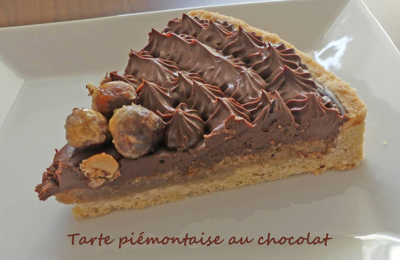 Tarte piémontaise au chocolat P1000114 R