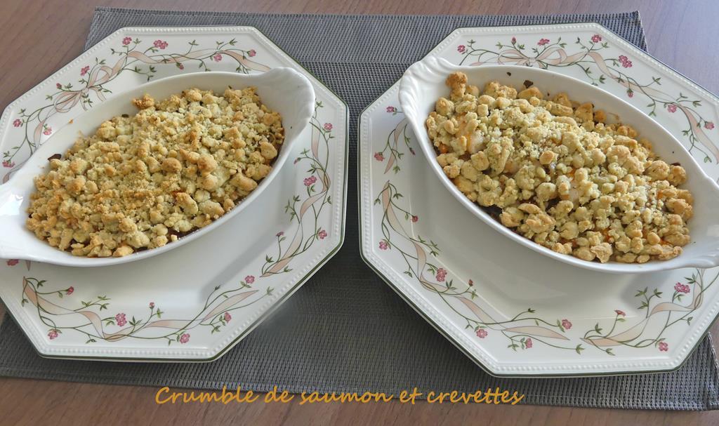 Crumble de saumon et crevettes P1010182 R (Copy)