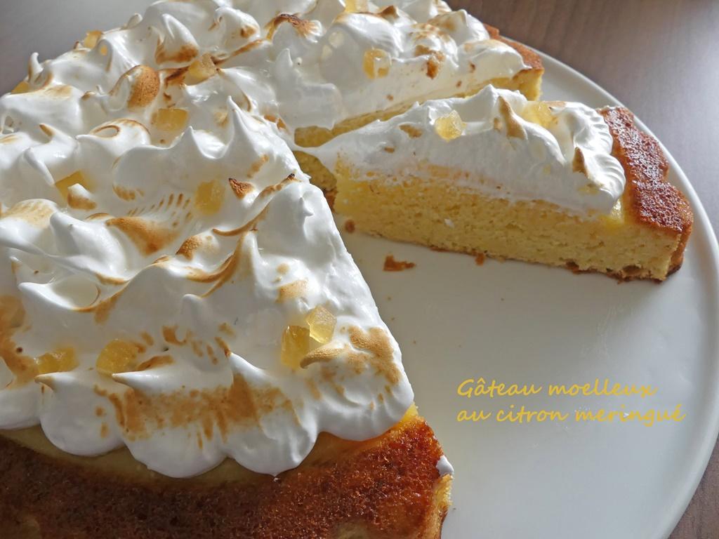Gâteau moelleux au citron meringué P1010676 R (Copy)