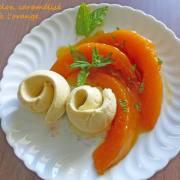 Melon caramélisé à l'orange P1250575 R