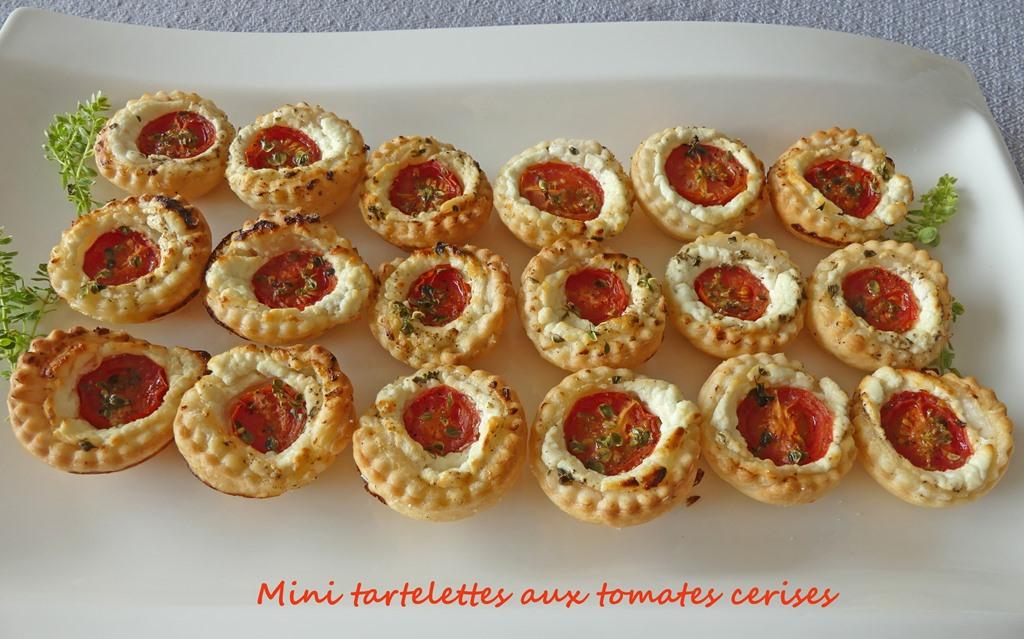 Mini tartelettes aux tomates cerises P1010731 R (Copy)
