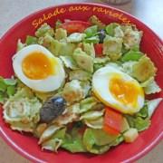 Salade aux ravioles P1010909 R (Copy)