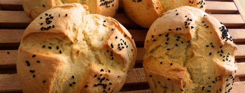 Khobs Tabouna - le pain tunisien P1160596 R