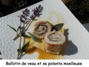 Ballotin de veau et sa polenta moelleuse Index DSCN3366