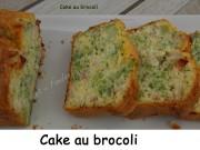 Cake au brocoli Index DSCN5967