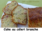 Cake au céleri branche Index P1020240
