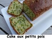 Cake aux petits pois Index P1020184