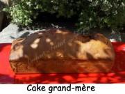 Cake grand-mère Index DSCN3859
