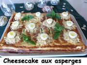 Cheesecake aux asperges Index P1020967