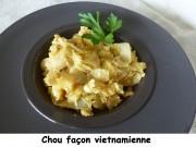 Chou façon vietnamienne Index P1010189