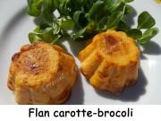 Flan carotte-brocoli Index DSCN3320