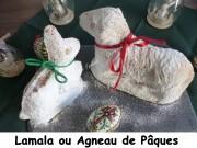 Lamala ou Agneau de Pâques de Bernard Index P1020729