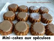 Mini-cakes aux spéciuloos Index P1030184