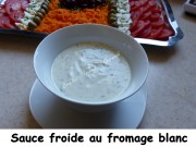Sauce froide au fromage blanc Index P1010749
