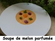 Soupe de melon parfumée Index P1040735