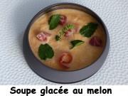 Soupe glacée au melon Index P1040429