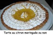 Tarte au citron meringuée Index - novembre 2008 143