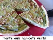 Tarte aux haricots verts Index P1040471