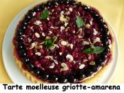 Tarte moelleuse griotte-amarena Index P1040433
