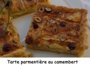 Tarte parmentière au camembert Index DSCN3892