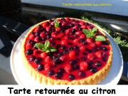 Tarte retournée au citron Index P1020373